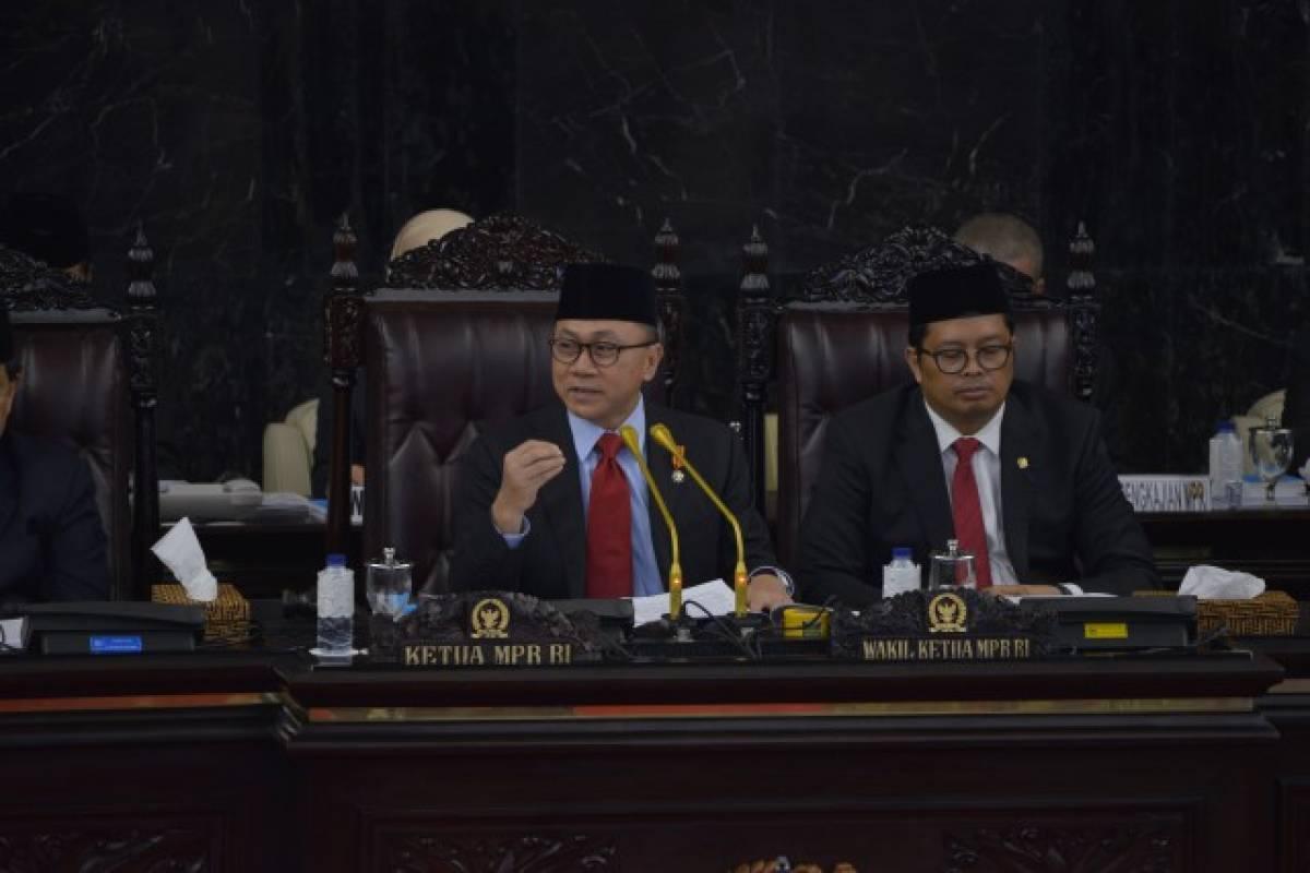 Tak Etis! Ketua MPR Gunakan Lembaga MPR untuk Kritik Jokowi