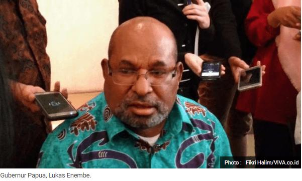 Gubernur hingga Bupati Kader Demokrat Papua Kompak Dukung Jokowi