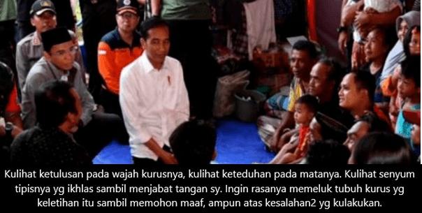 Viral Surat Terbuka Netizen Pembenci Jokowi Bikin Haru