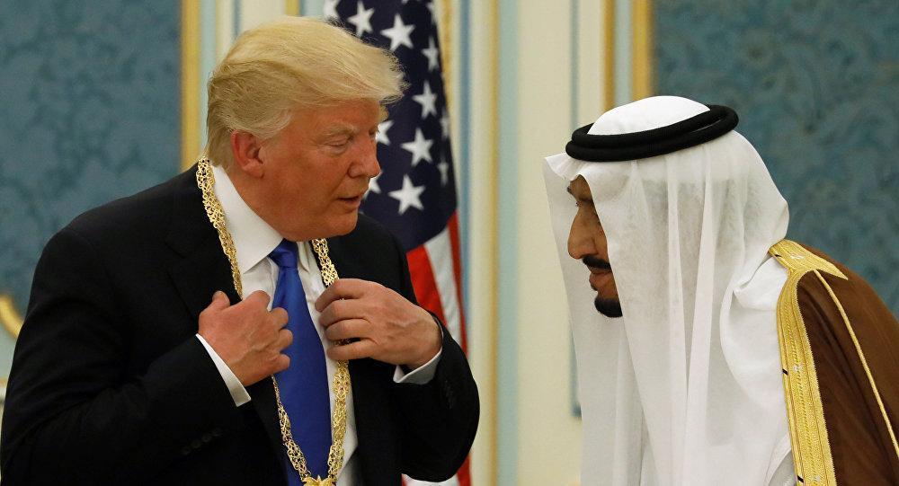 Trump: Dana Stabilisasi Suriah Itu Konyol, Biarkan Saudi Membayarnya