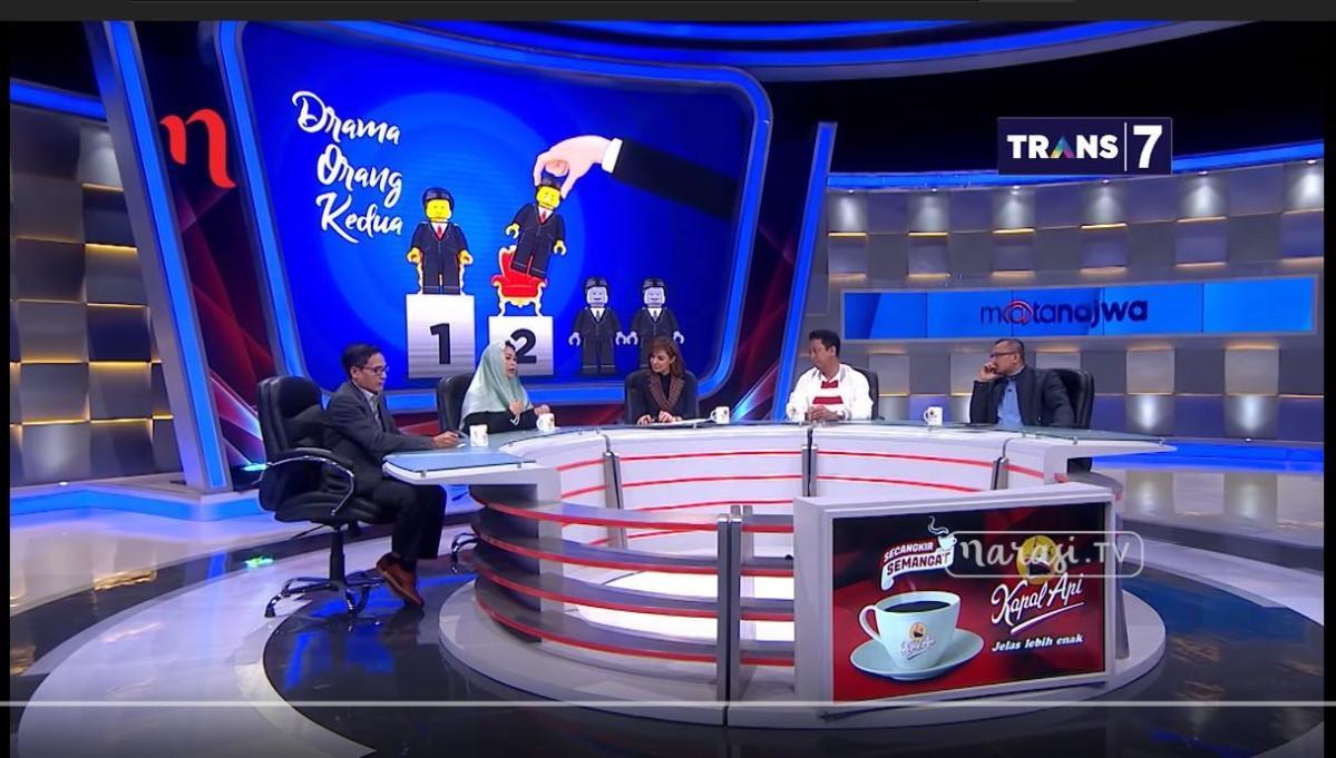 Sentilan Pedas Yenny Wahid ke PKS 'Kalian yang Mulai Sebarkan Isu Sara'