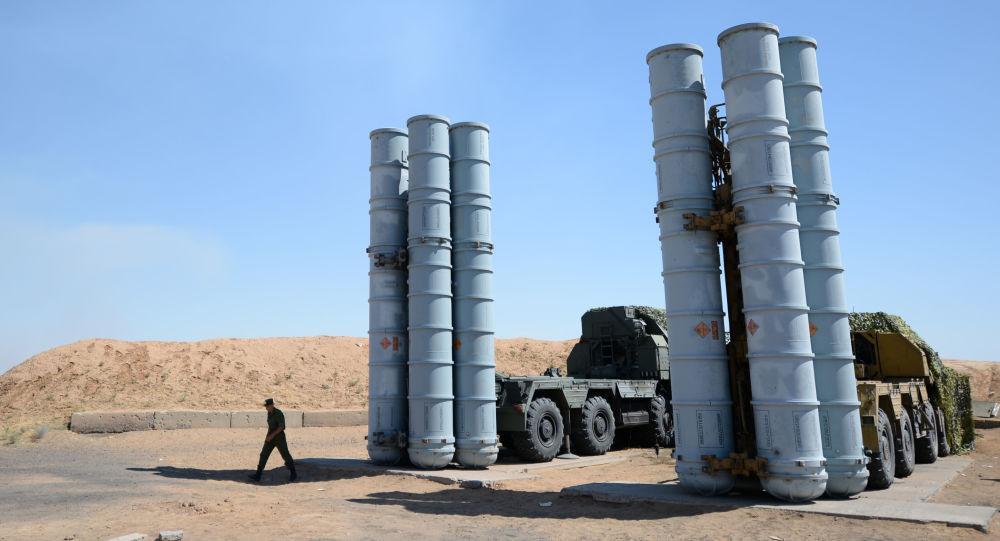 Damaskus: S-300 Rusia Jadikan Israel Berpikir Ulang Sebelum Serang Suriah