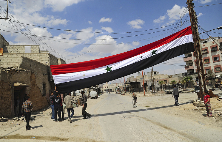 Lavrov: Kehadiran AS Ancam Integritas Teritorial Suriah