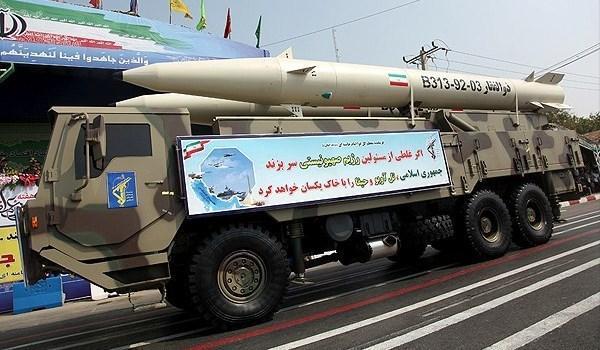 Iran Pamerkan Puluhan Jenis Rudal Balistik dalam Parade Militer di Berbagai Kota