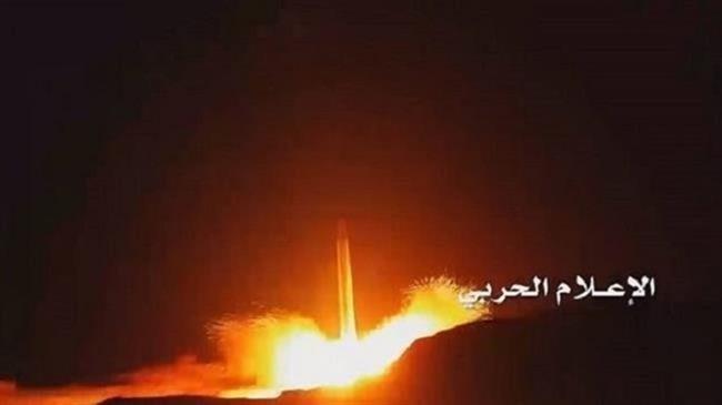 Rudal Badr-1 Yaman Kembali Hantam Pangkalan Militer Saudi di Jizan