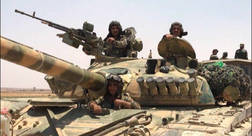 Operasi SAA di Sweida; ISIS Sekarat di Gunung Tulul Al-Safa