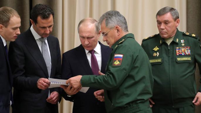 Israel Sebut Putin Marah Pada Assad, Kremlin: Itu Hoax!