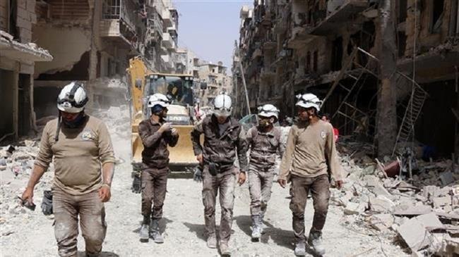 Yordania: 300 White Helmets Telah Kembali ke Negara-negara Eropa