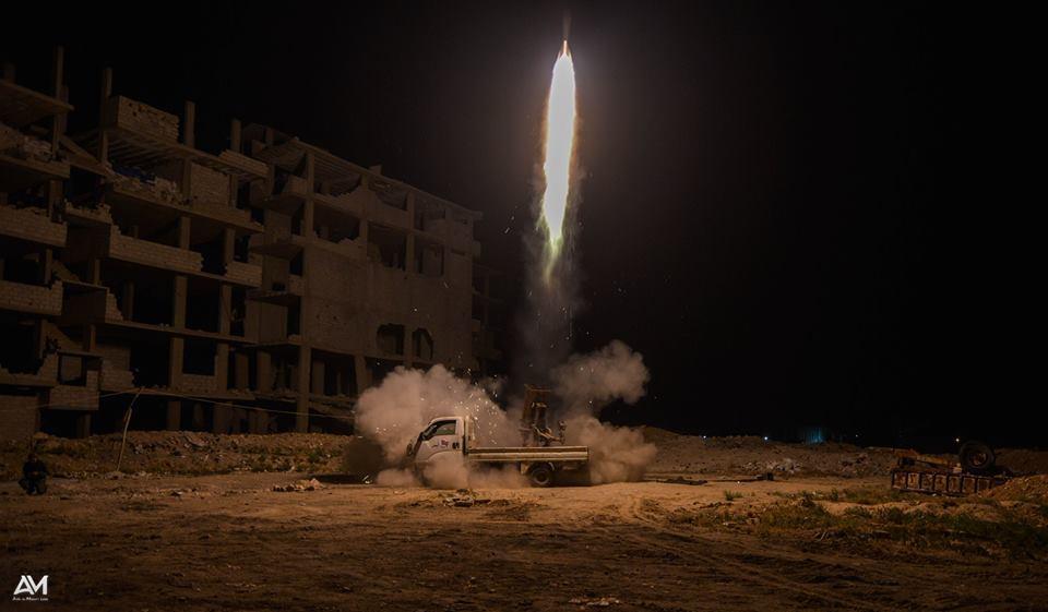 Aleppo Membara, Pemberontak-SAA Saling Tembakkan Rudal