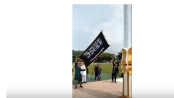 HTI Kibarkan Bendera Khilafah