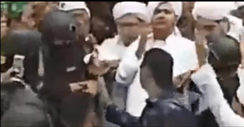 Yusuf Muhammad: Bravo, Polisi Kawal Habib Umar bin Hafidz