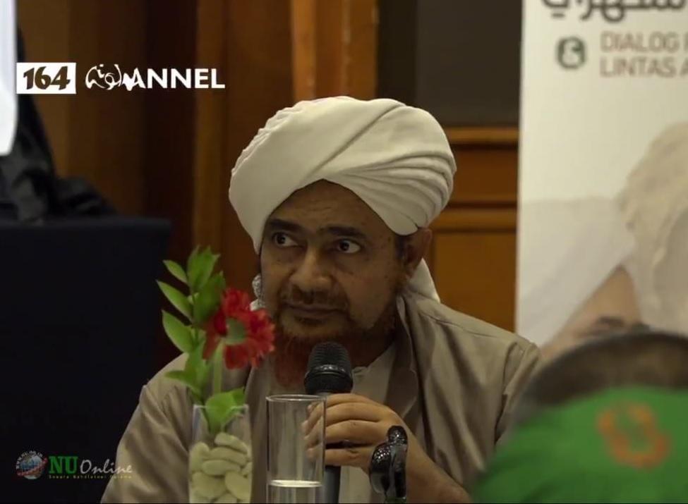 Habib Umar: Muslim yang Anarkis Tidak Paham Ajaran Islam