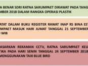 Info Ratna Sarumpaet