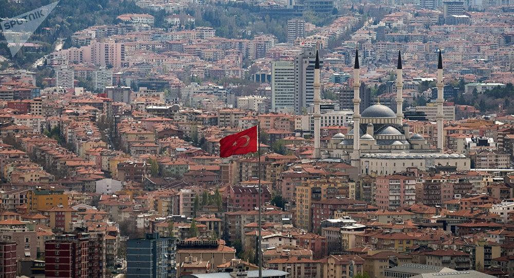 Penyerang Bom Bunuh Diri Memasuki Kedutaan Iran di Ankara