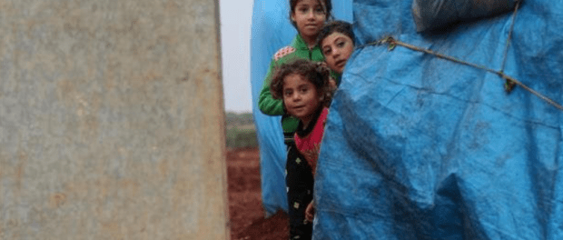 Anak pengungsi Suriah