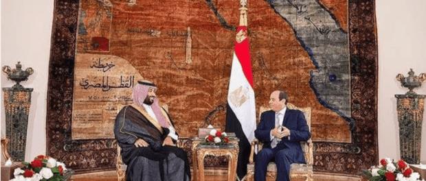 Arab Saudi dan Mesir