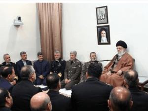 Ayatollah Ali Khamanei, Iran