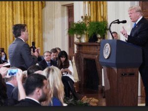 CNN Gugat Trump
