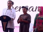 Jokowi dan Petani Lampung
