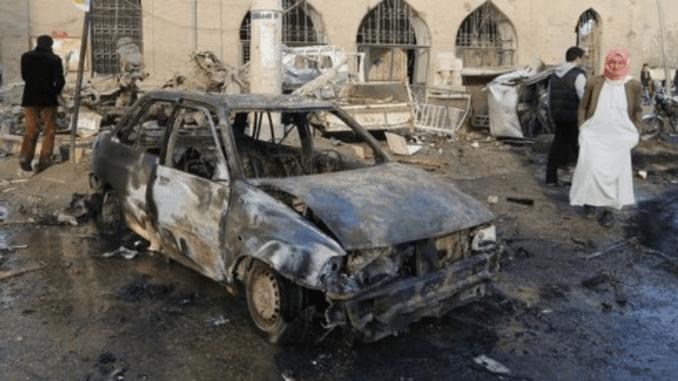 Krisis Suriah