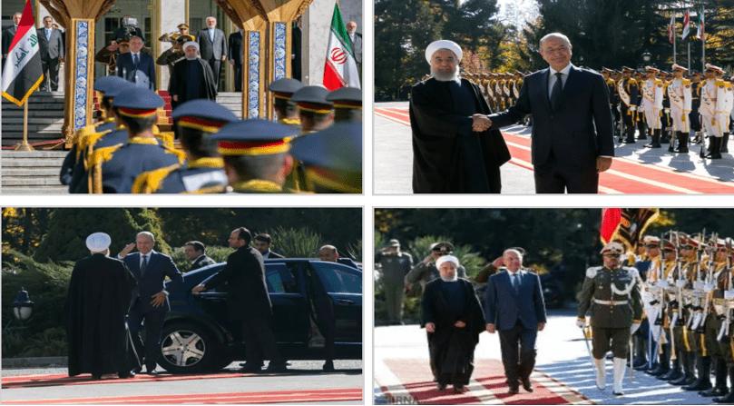Hari Ini Presiden Irak Kunjungi Teheran
