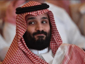 Mohammed Bin Salman, Saudi