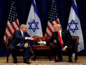 Netanyahu dan Trump