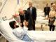 Presiden Afghanistan Kunjungi korban bom bunuh diri di RS