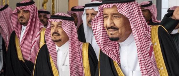 Raja Salman, Arab Saudi