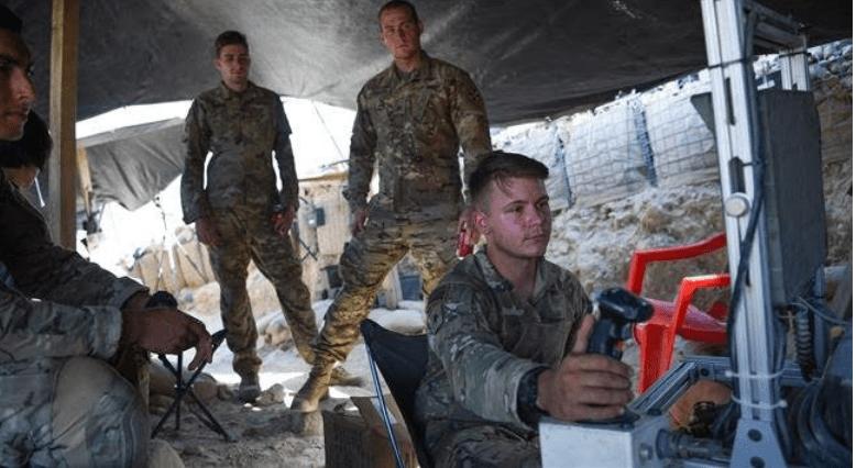 Tentara AS di Afghanistan
