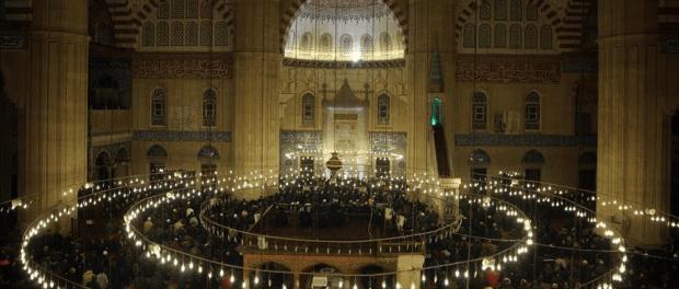 Warga Turki peringati Maulud Nabi Muhammad SAW