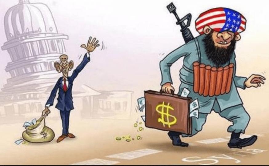 Amerika bangkitkan ISIS di Irak