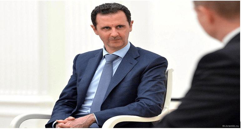 Bashar Assad: Oman Dukung Suriah Sejak Awal Krisis