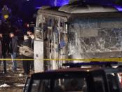 Bom Rakitan meledak di Mesir