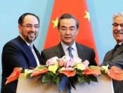 China, Pakistan dan Afghanistan