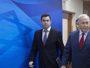 David Keyes dan Netanyahu