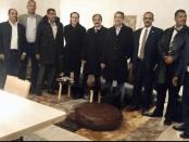 Delegasi Yaman di Swedia
