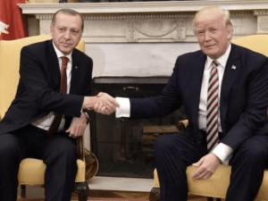 Erdogan dan Donald Trump