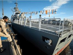 Kapal Perusak Iran