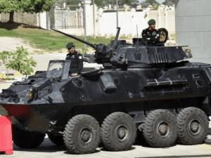 Militer Saudi