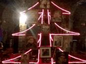 Pohon natal di Suriah