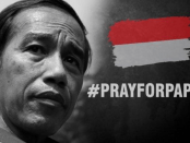 #PrayForPapua
