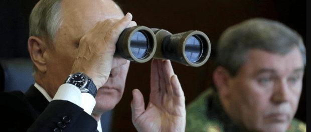 Presiden Putin