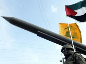 Rudal Hizbullah