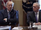 Trump dan James Mattis