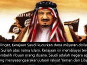 Wajah Kerajaan Arab Saudi