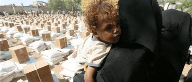 Wajah Sedih rakyat Yaman