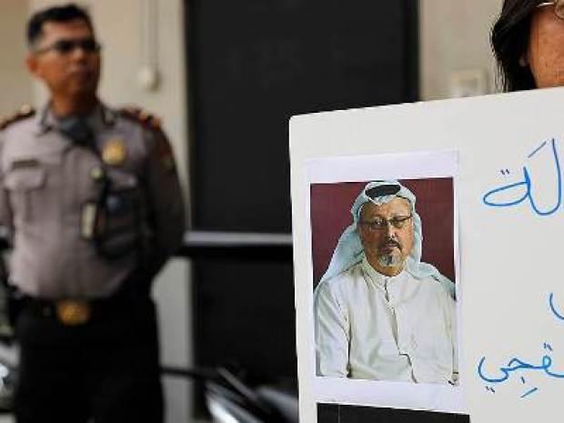 Kasus Pembunuhan Jamal Khashoggi