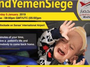 #EndYemenSiege