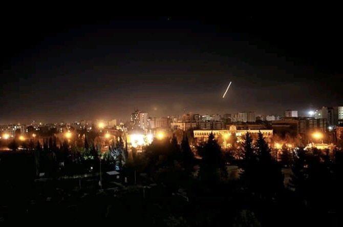Israel Klaim Targetkan Pasukan Quds Iran dalam Serangan Gagal ke Suriah